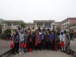 Đợt tuyển sinh thạc sĩ đầu năm 2019 của Viện Quốc tế Pháp ngữ thành công rực rỡ