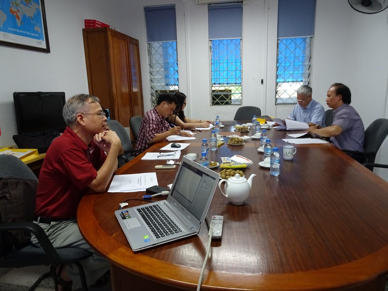 Hội đồng dự án Giáo dục đại học Pháp tại Việt Nam từ năm 1986 đến nay