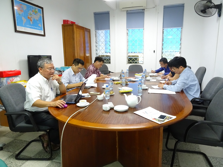 Hội đồng dự án Số hóa di sản kiến trúc - Trường hợp Nhà hát lớn Hà Nội